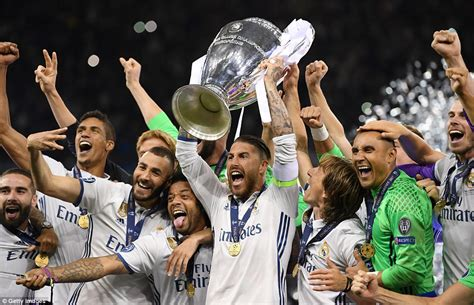 Real Madrid add Champions League to crowded trophy cabinet ...