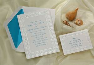 beach theme wedding invitations ideas wedding and bridal With pictures of beach wedding invitations