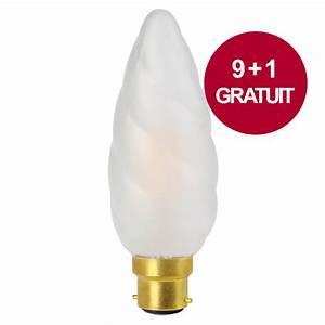 Ampoules A Baionnette Couleur : ampoule led de couleur ~ Edinachiropracticcenter.com Idées de Décoration