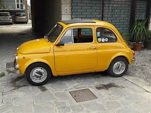 Fiat 500 Giallo Positano  Auto E Moto D U0026 39 Epoca  Storiche E