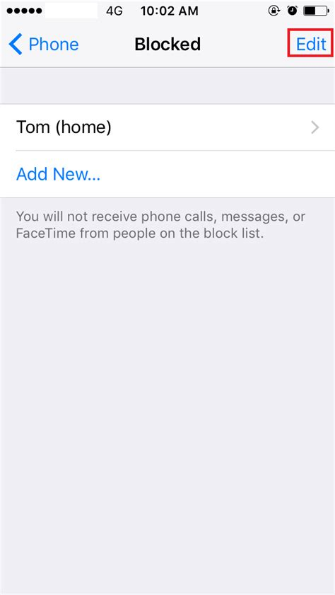how to unblock numbers on iphone find blocked numbers on iphone leawo tutorial center