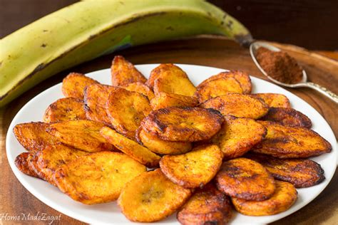 fried plantains sweet and spicy fried plantain home made zagat