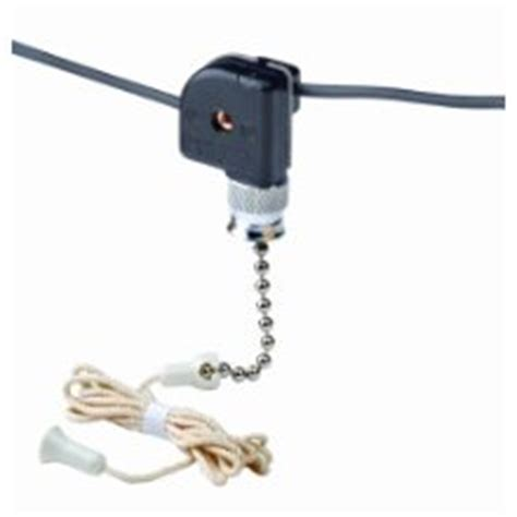 Ceiling Fan Pull Switch Broken by Ceiling Fan Pullchain Replacement And Repair How To