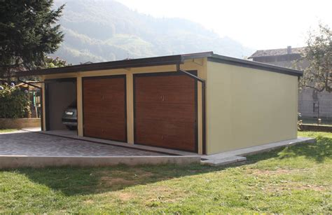 box auto prefabbricati costi costi e norme per costruire una casa con box auto
