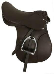 Horse Tack English Saddle