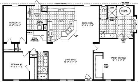 floor plans 2000 square open house plans 2000 square home deco plans
