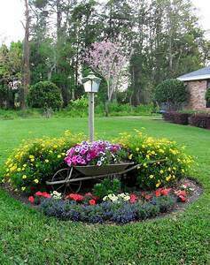 27, Best, Flower, Bed, Ideas, Decorations, And, Designs, For, 2021