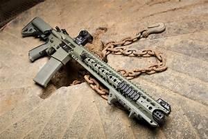 m4 assault rifle carabiner weapon circuit HD wallpaper