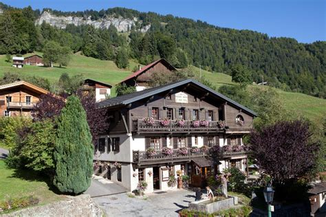 chalet hotel l eau vive ugine book your hotel with viamichelin