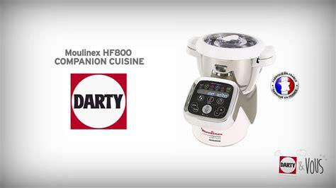 Robot Moulinex Hf800 Companion Cuisine