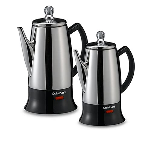 Cuisinart® Classic 12 Cup Electric Coffee Percolator   Bed Bath & Beyond