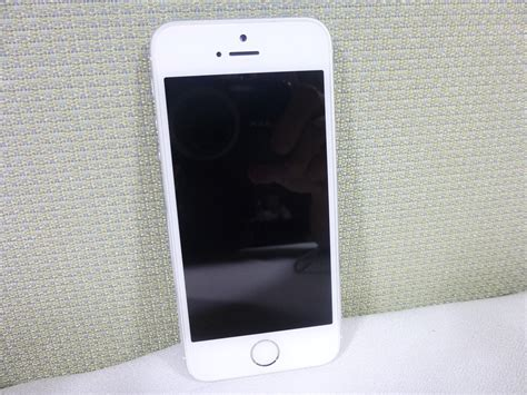 used iphone 5s used unknown carrier apple iphone 5s 16gb silver