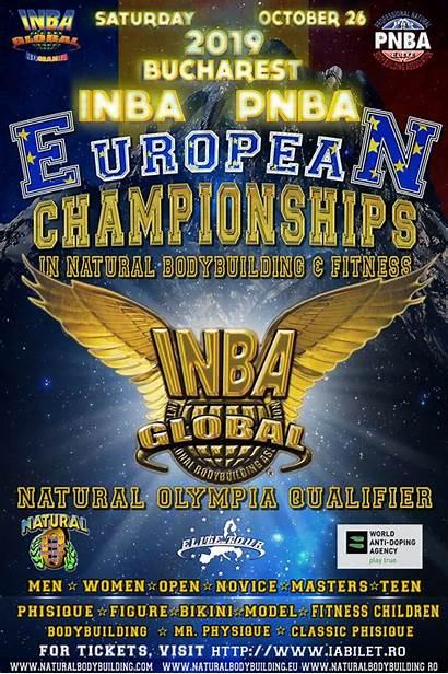 European Championships Bodybuilding Natural