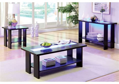 Squan Furniture Luminar Ll Espresso Coffee Table W Living Room Surround Sound Systems Rooms To Go Modern Painting For Big And Tall Furniture Rustic Beach Tv Ashley Traditional Sets Old Hollywood