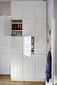 Ikea Kallax Flur : ikea garderobe mit schuhschrank ~ Markanthonyermac.com Haus und Dekorationen