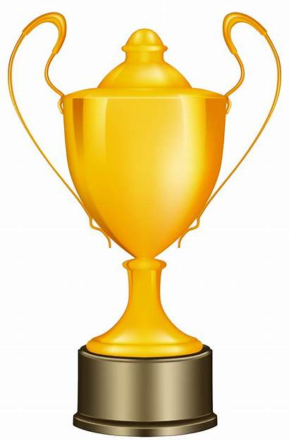 Trophy Clipart Cup Gold Graphic Transparent Inspiration