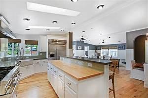 luxury triple wide mobile homes kitchen design Viahouse Com