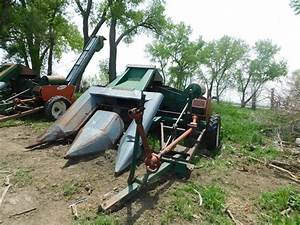 New Idea 325 2r30 Corn Picker  U0026 Parts Machine Bigiron Auctions
