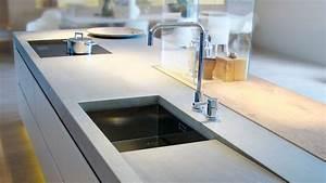 Küche Aus Beton : dade design concrete works betonk chen und betonwaschbecken von dade design ~ Sanjose-hotels-ca.com Haus und Dekorationen