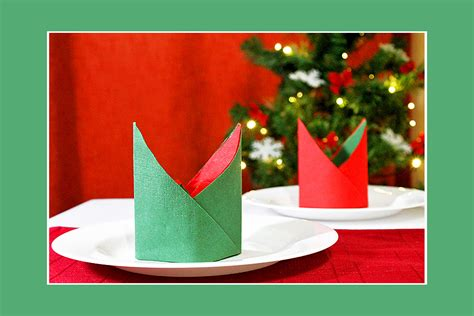 serviette als tannenbaum falten tannenbaum servietten falten eine einfache anleitung