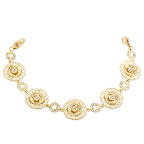 gold bracelet 14k 14k gold bracelet
