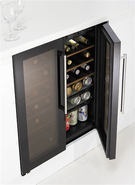 wine cooler in kitchen cabinet counter wine cabinet caple wine cooler wine 1907