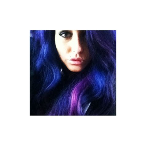 Directions La Riche Semi Permanent Hair Dye Colour Neon Blue
