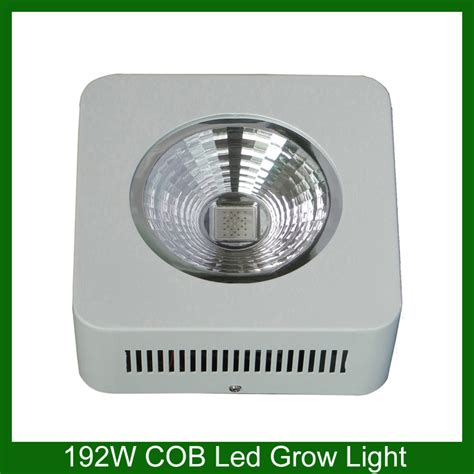 affordable led lights for video cheap mini 192w white color full spectrum cob led grow