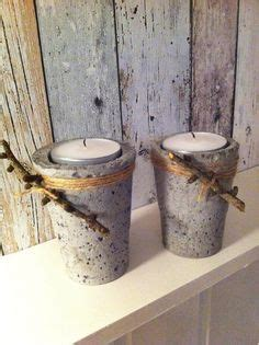 Cheap Plastic Urn Turned Into Concrete Mold Very Nice
