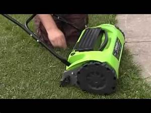 Cel - Powermow Cordless Battery Powered Lawn Mower