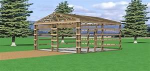 pole barn down loads With 24x36 pole barn plans