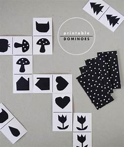 Printable Dominoes Activity for Kids   Handmade Charlotte