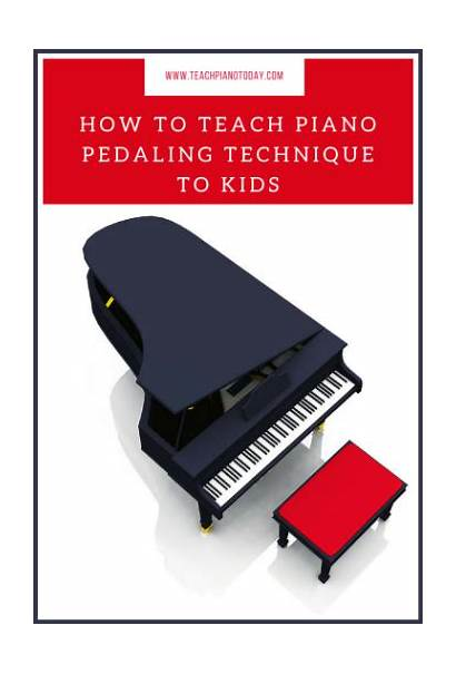 Piano Teaching Teachpianotoday Lessons Pedals