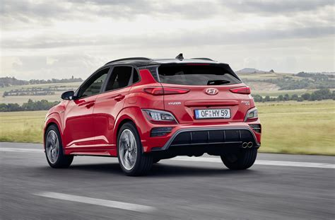 Award applies only to vehicles with optional front crash prevention and specific headlights. 2021 Hyundai Kona N-Line SUV Price, Review and Buying ...