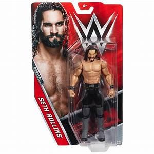 WWE Seth Rollins Action Figure | Wrestling Toys - B&M