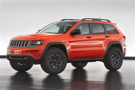 new jeep truck 2014 2014 jeep err 6 new models nyias preview the checkered flag