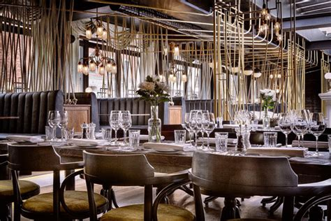 Restaurant and Bar Design Awards: Top Europe Restaurants