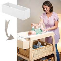 casier en bois blanc pour table 224 langer wilma blanc achat vente petit rangement