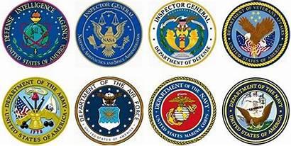 Federal Departments Government Jobs Logos Usa Major