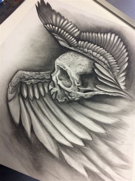skull drawings art ideas design trends premium