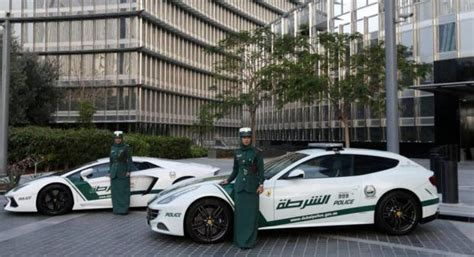 Dubai Police Supercars Explained