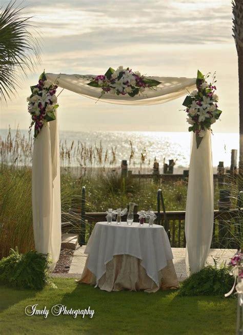 Sarasota Destination Wedding Ritz Carlton Style Flowers
