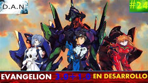 decimo anime news 24 evangelion 3 0 1 0 en desarrollo y