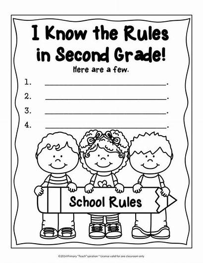 Beginning Grade 2nd Activities Pages Second Students