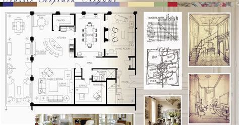 turned  design residential design process boards