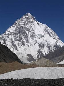 World Visits: K2 In Pakistan Second Highest Mountain In ...