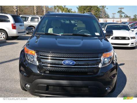 2015 Dark Side Ford Explorer Limited #100557633 Photo #8