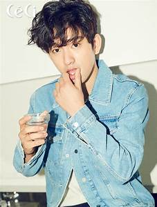 GOT739s Jinyoung Takes On A Sophisticated Look For CeCi