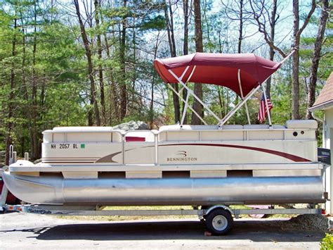 Craigslist Ta Pontoon Boats by 2005 Bennington Pontoon Pictures To Pin On Pinterest