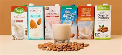 Milk Almond Brands Diamond Silk Thrillist Ranked